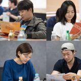 KBS《最完美的离婚》剧本阅读现场公开!主演车太铉、裴斗娜、李伊和孙锡久齐聚一堂