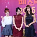 少女時代Yuri、Sunny、Tiffany甜美亮相「DMC Festival」活動