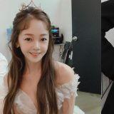 韓劇《僅此一次的愛情》可愛女配「金甫美」宣佈婚訊,明年嫁給芭蕾舞男友!
