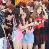《The Show》Red Velvet以新曲《DUMB DUMB》獲得一位!