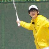 《網球王子》要拍真人版的話請找BTS防彈少年團V來演!這根本就是「龍馬」本人吧