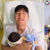 朴柱昊開通YouTube,公開第三個孩子叫Jinwoo!網友期待娜恩建厚出鏡~