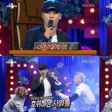 BIGBANG演唱「惡魔的煙氣」!勝利模仿社長相似度百分百!