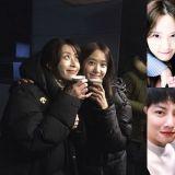 宋玧妸&潤娥公開與《THE K2》演員們的合影!展現了溫暖的情誼!