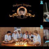 BTS防彈少年團專屬綜藝節目《Run BTS!》要回來啦!今日公開預告,將在明年1月1日播出!
