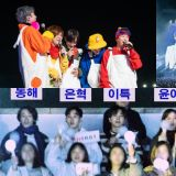 「偶像们的偶像」H.O.T.在17年后终於又开演唱会!SM艺人出现在观众席上 与粉丝们一起拿著应援棒应援