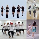 韩风舞蹈班开课了,要学哪一首歌好呢