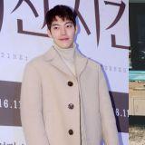 金宇彬为tvN新剧《百日郎君》送去咖啡车!为好友D.O.、郑洙乔应援