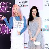 Wonder Girls宣美&譽恩出席品牌開幕活動