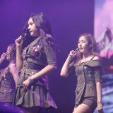 Gfriend来港演出 唱出香港经典女生组合广东歌《心急人上》