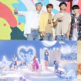 BTS防弹少年团再度称霸 K-Pop Radar MV 周榜 aespa、金宇硕新歌打入前五名!