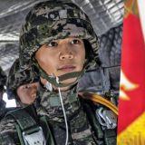 SHINee珉豪的军中写真也太帅了吧! 颜值够高就是什么造型都出众