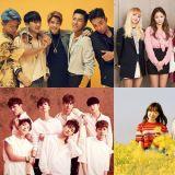 水晶男孩、樂童音樂家、iKON、BLACKPINK將出演2016 MelOn Music Awards