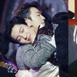 SJ東海公開「父子照」,EXO燦烈的內心其實是拒絕的…