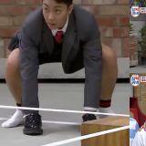《完美搭档》李寿根看到殷志源做了丢脸的事后...表示:「不要责怪志源,就当成是我做的吧!」