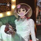 《蒙面歌王》參賽者「越南少女」展現用腳趾撕開糖果包裝的個人技!WINNER李昇勳挑戰結果是...