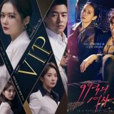 韓國12月首週:電視劇話題性前三名《VIP》《99億的女人》《巧克力》