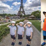 这么可爱的国民三胞胎竟遭种族歧视?! 宋一国伤心爆料:被扔小便瓶
