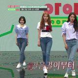 《Idol Room》AOA模仿泰民、BTS、BIGBANG舞蹈!