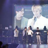 睽違兩年B.A.P再度來台開唱   粉絲愛心海應援大成功