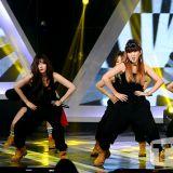 《Show Champion》:4Minute黑衣紅唇性感嫵媚