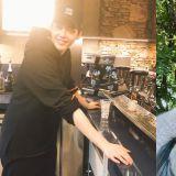 【咖啡王子钟硕店】!店员请给我一杯「丁检coffee」…什么?型男店员就是他啦~!