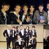 Super Junior於日本東京舉行《Super Show 7》演唱會!「忙內」圭賢也到場支持