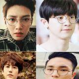 韩系造型必备,圆框眼镜大家拥有了吗?(男生篇2)
