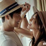 【注意!又一闪光弹】金素妍&李尚禹甜蜜又温馨婚纱写真公开