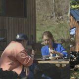 《森林里的小屋》预告:实验对象A和B要见面了!朴信惠、苏志燮一同用餐