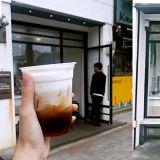 【釜山必吃】到釜山必喝的超美渐层咖啡:每天都想来一杯美好的「TOMORROW」!