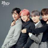 工作狂防彈少年團BTS的「放長假」近況:留在公司開會&寫歌&直播