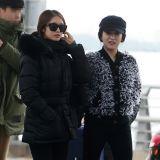 T-ara錄製《我要上春晚》 恩靜智妍親切揮手
