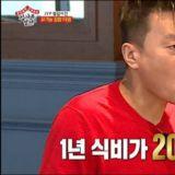 JYP員工餐廳一年要花多少錢?網民:朴軫泳先生,還需要員工嗎XD