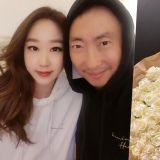 朴明洙淩晨悄悄買花為老婆慶生:愛妻PO照放閃!