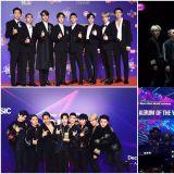 書寫歷史 EXO連續五年奪MAMA大賞成員感慨落淚