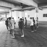 EXO LAY隔空為成員安可埸打氣