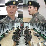 《真正的男人》同伴入伍Jackson、BamBam 新兵初體驗