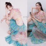 【撞衫不可怕系列】這條仙女裙太美了!Rose&李多熙&朴敏英都要穿它啦~