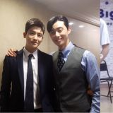 「姜&咸律師事務所」成功接待「幽明集團」副會長李英俊!下次要邀請的是BTS-V!