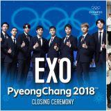 EXO亮相冬奥闭幕获海外高度好评 创收视高点