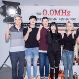 INFINITE李成烈、Apink鄭恩地主演恐怖電影《0.0MHz》劇本閱讀照公開!