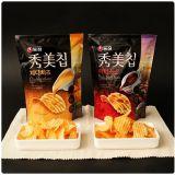 農心秀美洋芋片推出《巧達起司》、《麻辣醬》新口味!