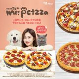 想你在吃Pizza时...你的毛小孩不在寂寞了?!
