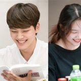 吕珍九、方珉雅、洪宗玄主演SBS《绝对达令》公开剧本阅读照!演员们一个个绽放笑容~