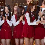 《The Show5》:GFRIEND蟬聯冠軍開心擁抱