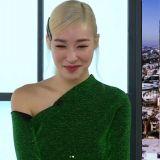 Tiffany的真人版长发公主造型登上热搜:又美出了新高度!