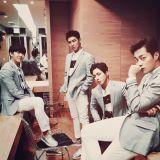 郑容和、尹斗俊、李准、光熙化身Wedding Boys 献唱求婚曲