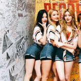 EXID 队长率智终於归队 何时全员回归韩国?
