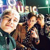 BIGBANG在IG裡  展現有愛的兄弟情誼!